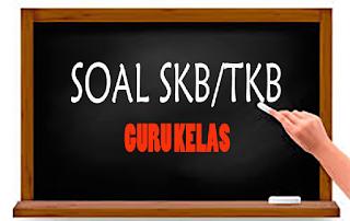 100 Soal CPNS SKB Guru Kelas SD
