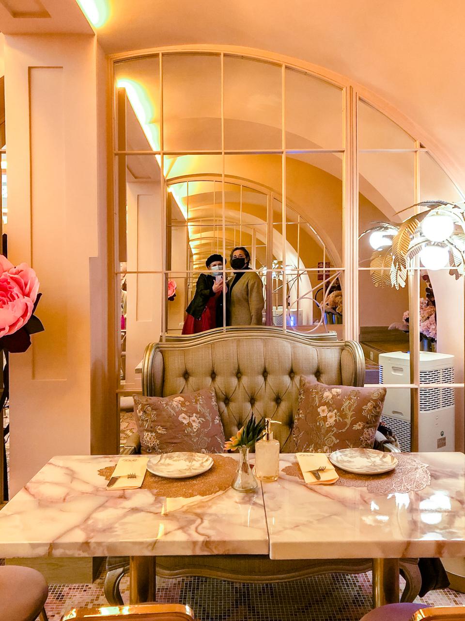 Bloom Madrid restaurante