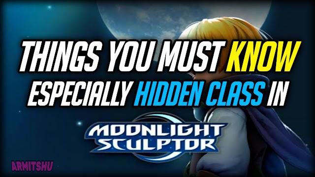 Moonlight sculptor beginners guide