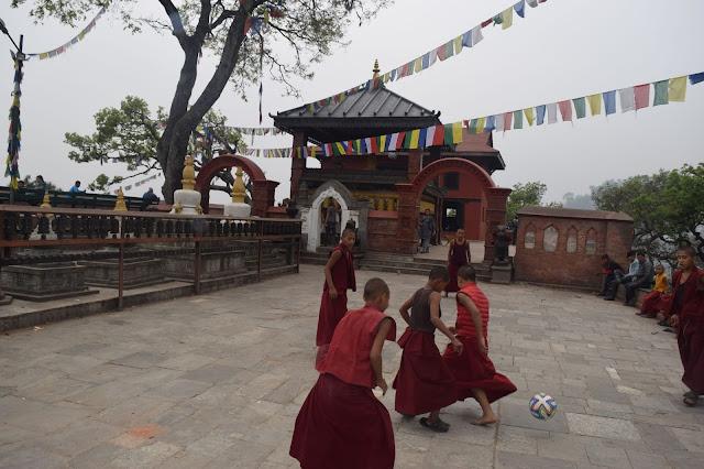 Swayambunath Nepal