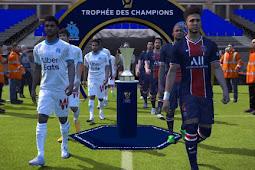 Full Modpack Trophee Des Champions 2021 - PES 2017