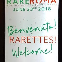 [Rencontre] RARE Roma 23 et 24 juin 2018