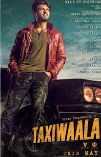 Taxiwala (2018) Movie Hindi Dubbed Dual Audio 480p 720p HD