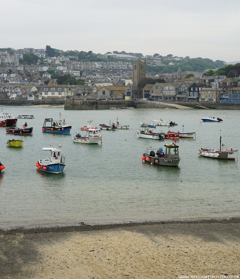The St Ives Harbour