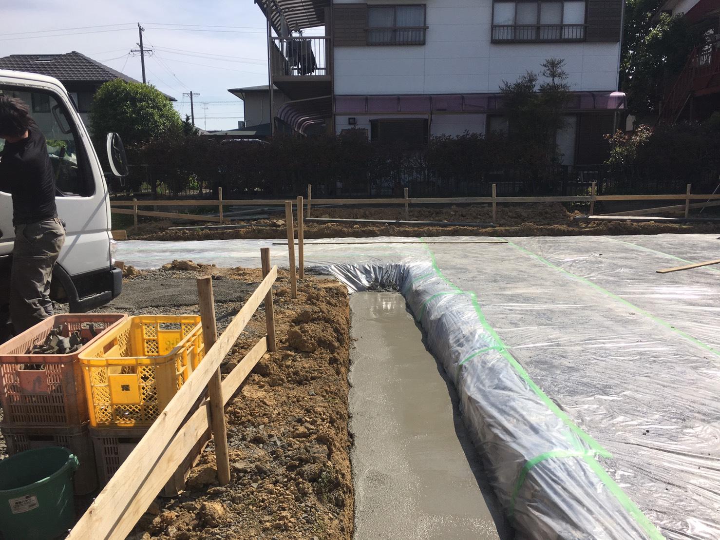 自然素材の家 三重県 鈴鹿市 埋炭の家
