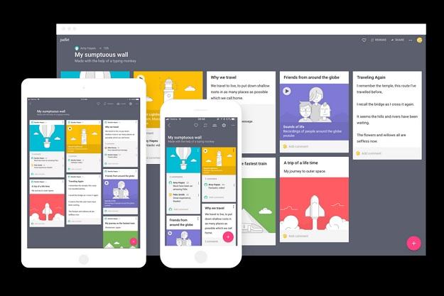 Padlet - Μία εξαιρετική πλατφόρμα για συνεργασία και εξ αποστάσεως μάθηση