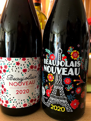 French Village Lockdown Diaries Beaujolais Nouveau 2020
