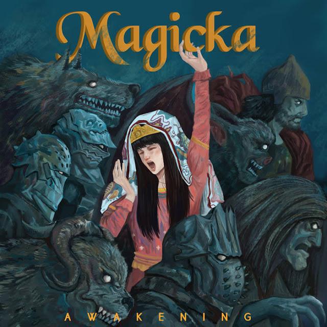 Magicka - Awakening (2019)