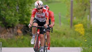 BreakingNews: Belgian cyclist dies following crash during the Tour de Pologne (See Details)!