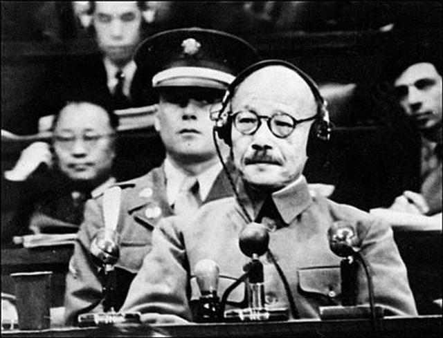 Pengadilan perang untuk penjahat perang Jepang saat Perang Dunia II