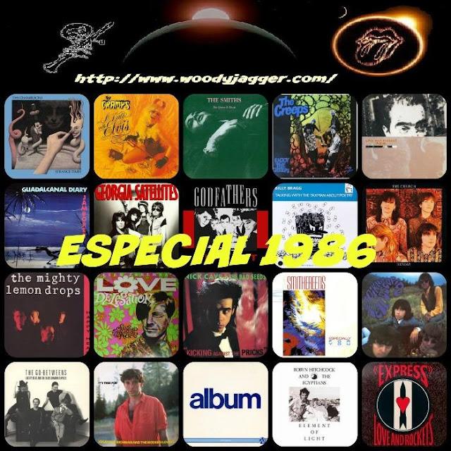 Especial mejores discos 1986