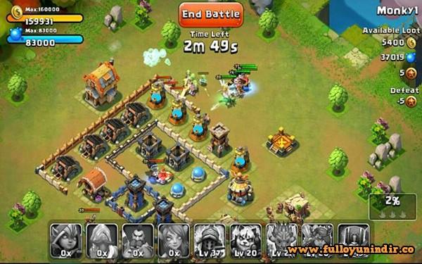 Castle Clash Apk indir