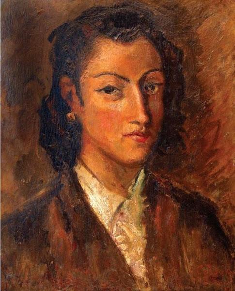 Retrato María Carrasco viuda de Marti