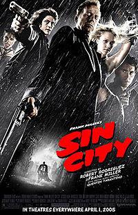 Baixar Sin City: A Cidade do Pecado Dublado Torrent