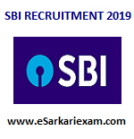 SBI RM, CRE Recruitment 2019
