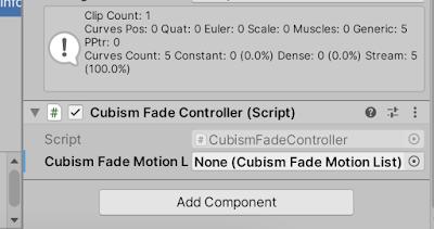 Live2Dモデルをインポートした時にNullReferenceExceptionが出る場合の対処法