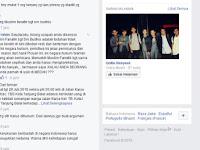 """BUAT KERUH SUASANA !, Paska Rusuh Tanjungbalai, Di Facebook Akun ini Sebut """"Muslim fanatik bgt sm budhis"""""""