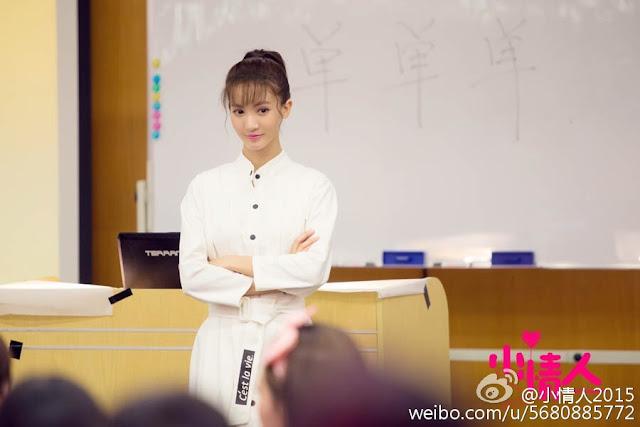 Little Valentine Gina Jin Chen