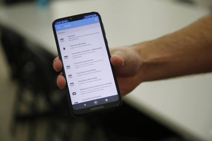 Gravataí | Agendamento de consultas online completa primeira semana de testes