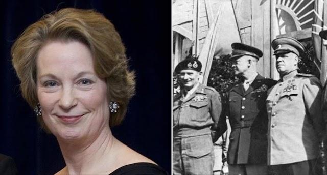 Внучка Эйзенхауэра: Кто считает, что США победили Германию, ничего не смыслит в истории