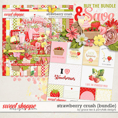Strawberry Crush Bundle