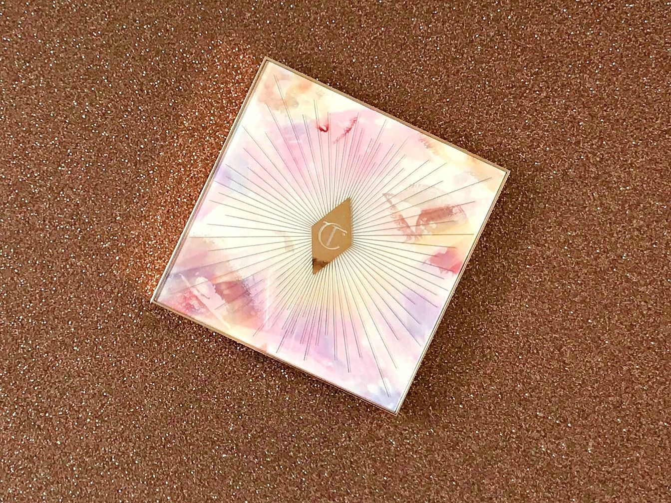 Review & Swatches: Charlotte Tilbury Lighgasm Face Palette