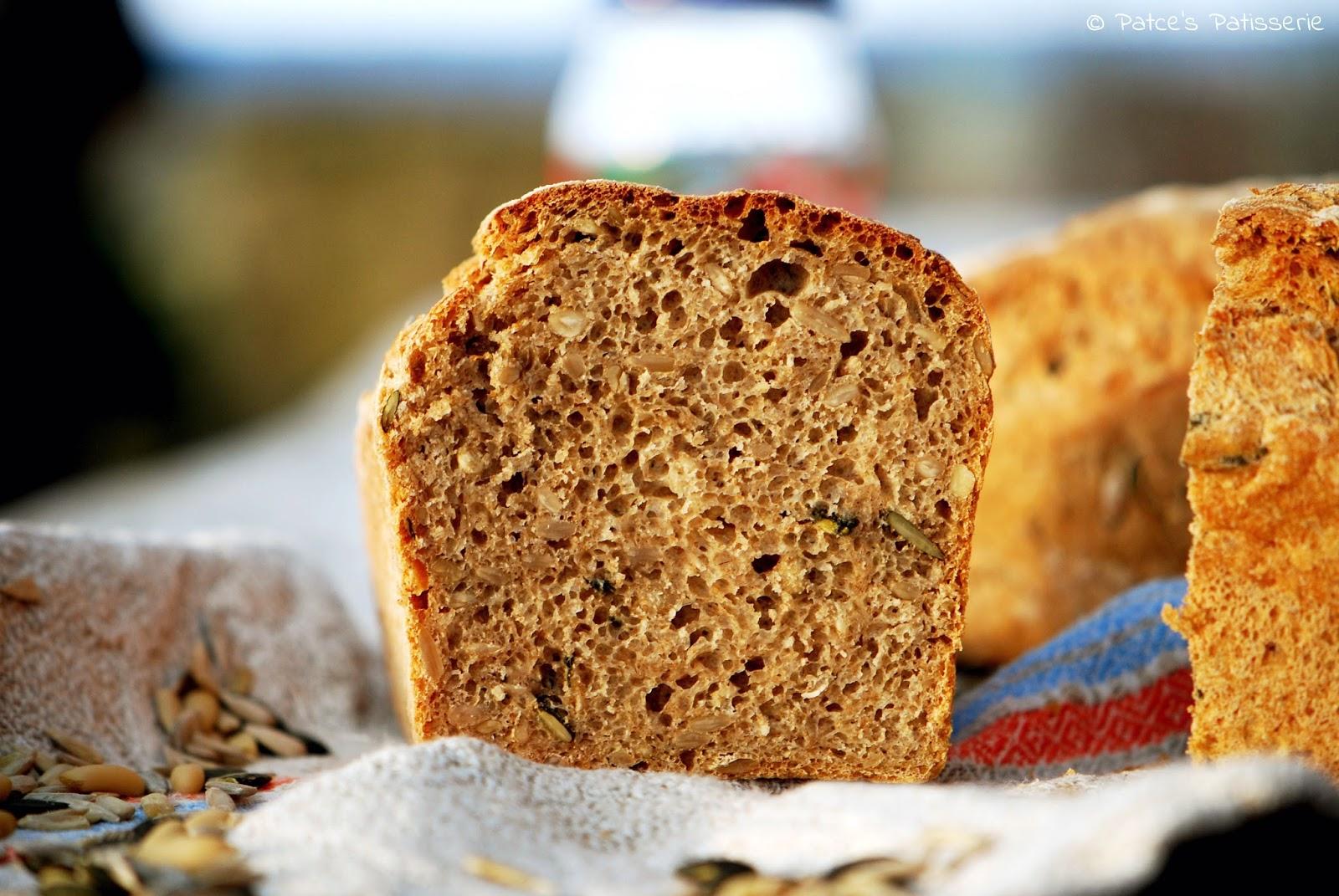 Patces Patisserie So Einfach Geht Brot Backen Mehrkornbrot