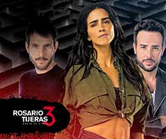 Rosario tijeras 3 capítulo 53 - Azteca7 | Miranovelas.com