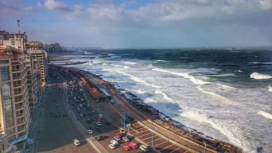 نشرة ''الارصاد الجوية'' توقعات حالة الطقس اليوم الاحد 28-2-2016 فى مصر .. اخبار الطقس غدا مائل للحرارة