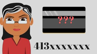 Cara Mengetahui Nomor Kartu Kredit Sendiri