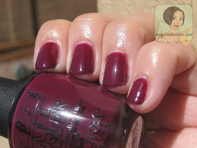 Opi Fall Winter 2013 San Francisco Collection Swatches