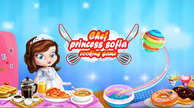 Game Princess Sofia Chef