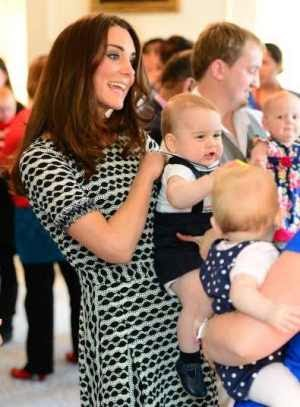 Prince George's Play Date!