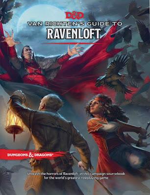 Ravenloft Cover