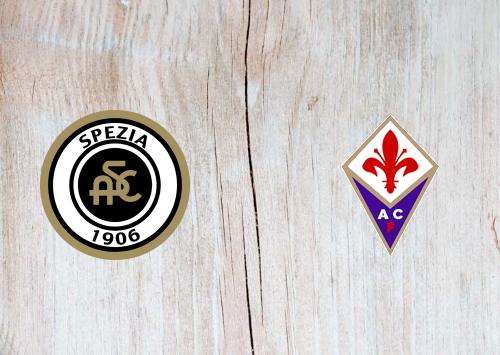 Spezia vs Fiorentina -Highlights 18 October 2020