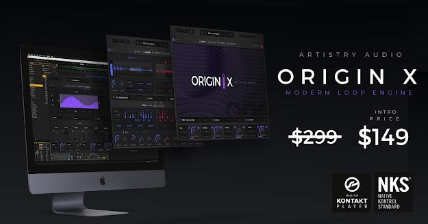 Origin X Artistry Audio Kontakt Instrument