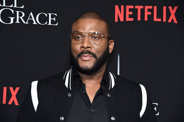Tyler Perry officially becomes a BILLIONAIRE