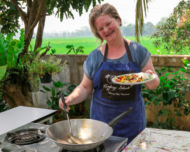 Thai Secret Cooking School & Organic Garden 19 March 2020