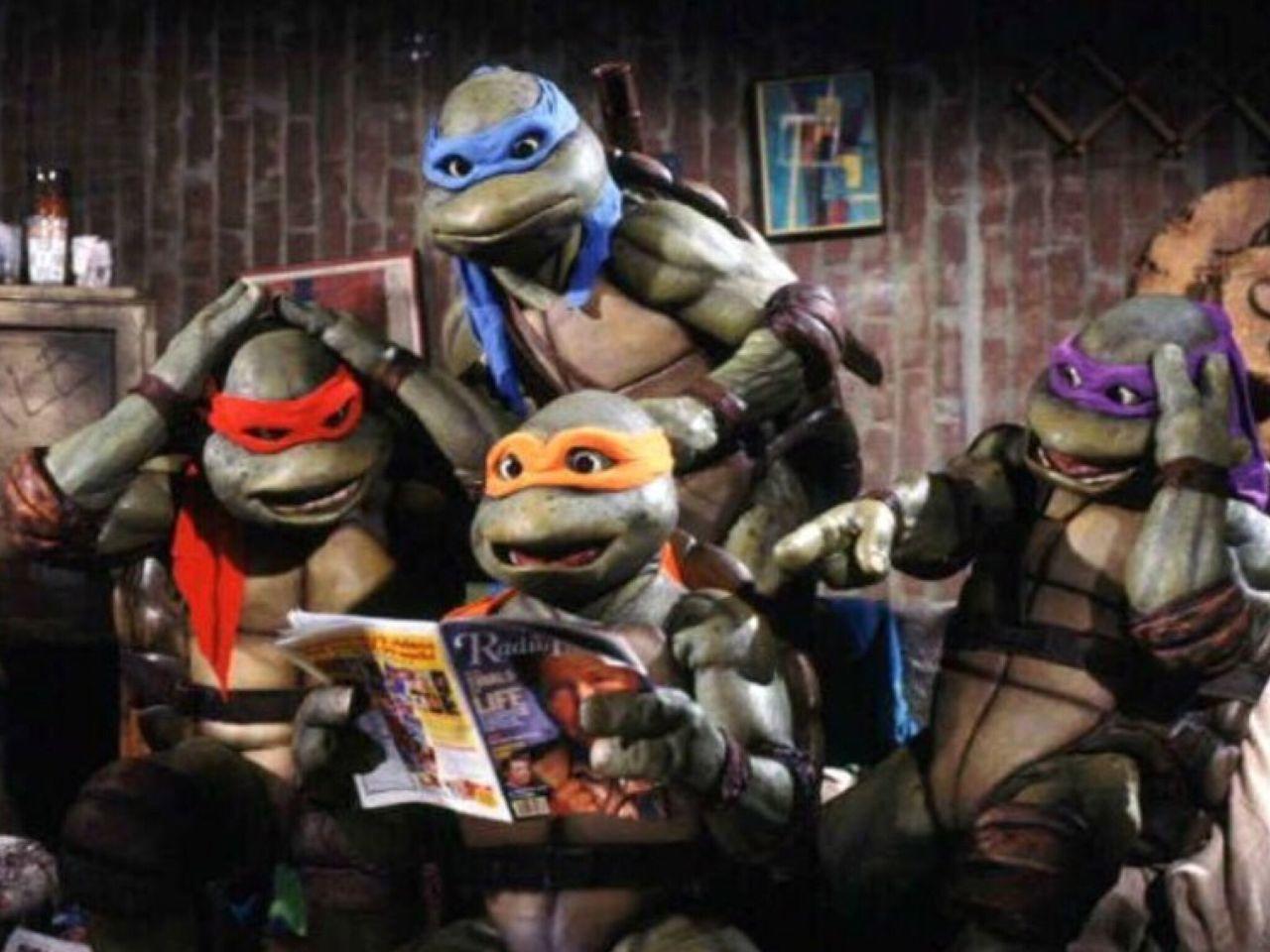 HBO Max to Add the Three Original 'Teenage Mutant Ninja Turtles' Movies on Thursday, October 1, 2020