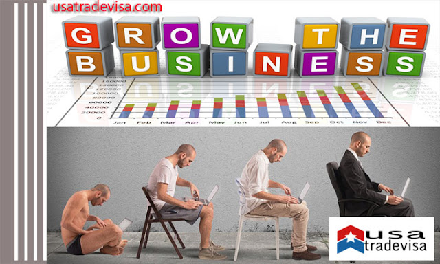 How to grow your business, usatradevisa.com