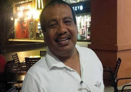 Ketua PWI Sumut H Hermansjah