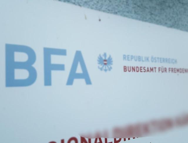 النمسا العليا:  توقيف موظف في مصلحة الهجرة و اللجوء بسبب سلوك تحقيري