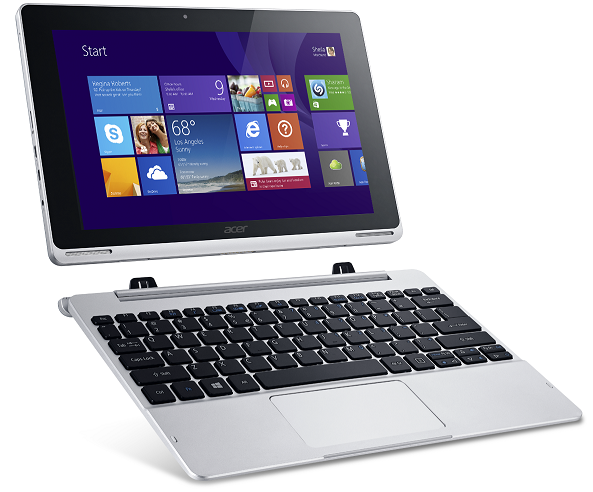 Acer Switch 10 tablet-laptop hybrid