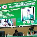 Ketua JOIN Sulawesi Selatan Jadi Wisudawan Doktor Terbaik UMI