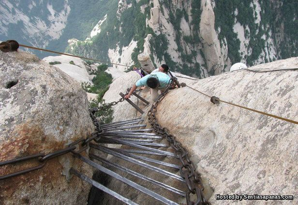 Gunung Huashan [4]