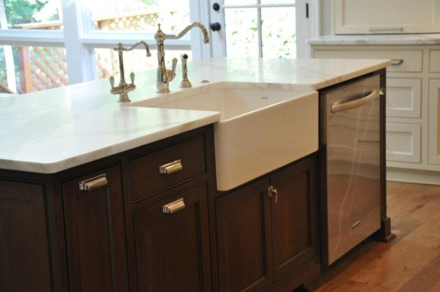 Diy Kitchen Island With Sink And