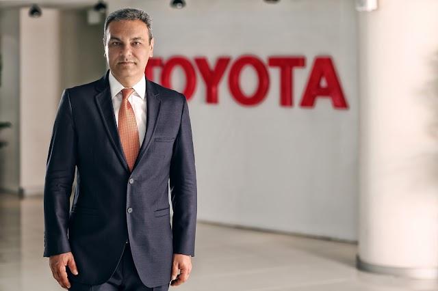 Toyota Türkiye Yönetim Kurulu Başkanından Rahatlatan açıklama