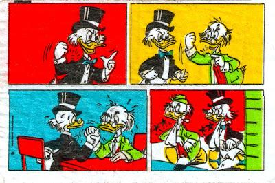 вкладыш Donald - 038