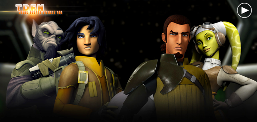 STAR WARS REBELS: Un Nou Film Scurt Intitulat NOT WHAT YOU THINK