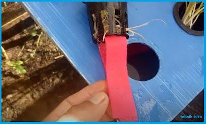 Hidroponik Sistem Wick Sederhana Dan Mudah